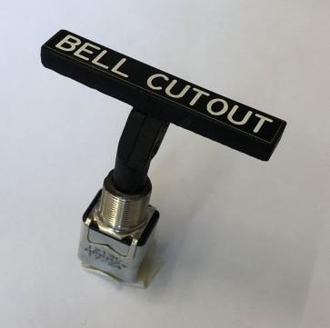 Bell Cutout Schalter