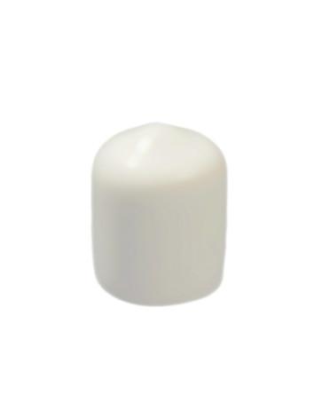 CAP vinyl weiß für Kippschalter mit Verriegelung