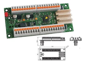 simbus input / output device