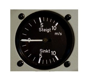 Vertical Speed Indicator STD Old Style