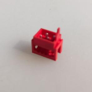Stiftleiste 4-polig selbstschneidend micromatch