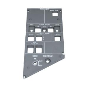 Airbus Overhead Panel rechts