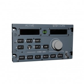 A320 Radio Management Panel