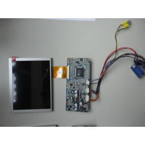 "Display Kit 5,0"" Open Frame"