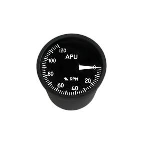 "49mm / 2"" APU Drehzahl Indicator"