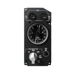 A10C Fuel / Hydraulic Panel - inkl. Hardware