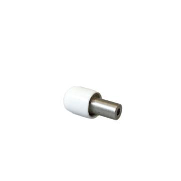 Cover for minature toggle switches aluminium