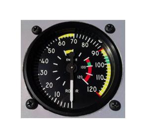 Rotor Engine Indicator STD Type 1