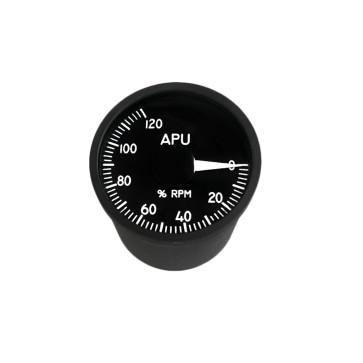 """49mm / 2"""" APU rounds per minute Indicator"""