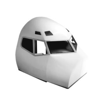 Cockpit Shell B 737