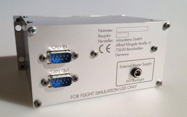 EC135 APCP Autopilot Mode Selector