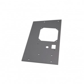 Backplate Clock CPT