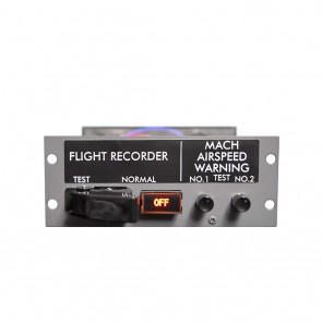 Flight Recorder Panel