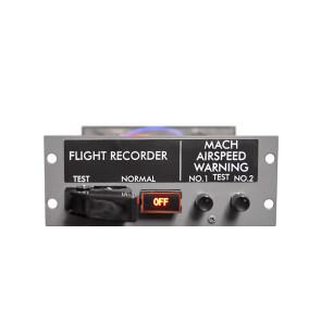 Flight Recorder Panel
