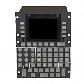 A-10C Computer Display Unit (CDU) - front