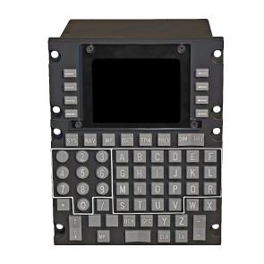 A-10C Computer Display Unit (CDU) - front