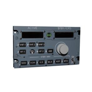 A320 Radio Management Panel