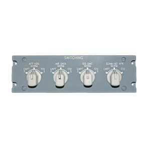 incl. Hardware - Boeing-grey