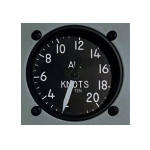 Airspeed Indicator 210kt STD Type 1