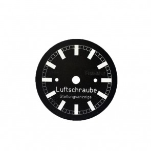 Face Plate Position Indicator
