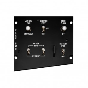Electric Control Panel - CAN