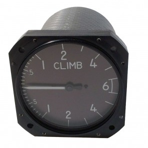 Vertical Speed Indicator 6000ft Pro - front