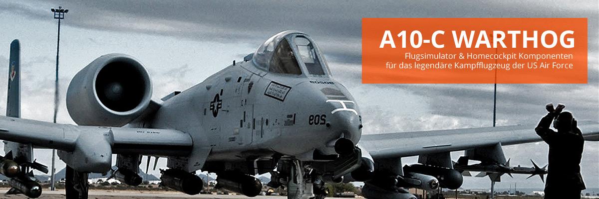 A10C Homecockpit & Instrumente online bestellen