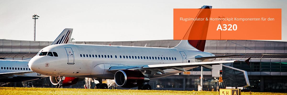 Airbus 320 Homecockpit & Instrumente online bestellen